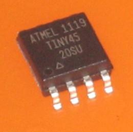 Atmel ATTiny45-20SU