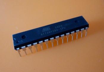 Atmel ATTiny28V-1PU