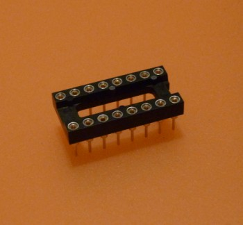 IC-Sockel 8-polig