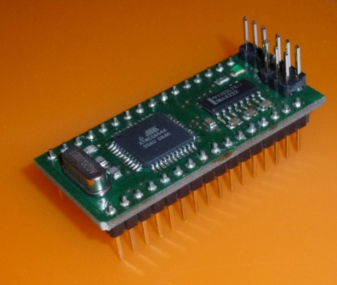 Carrierboard CB1284Pad