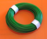 Kupferlitze grün